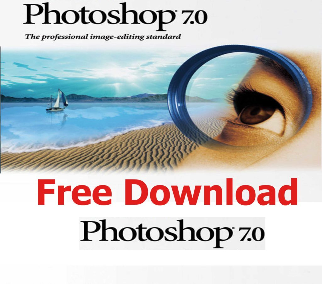 Adobe photoshop free download.