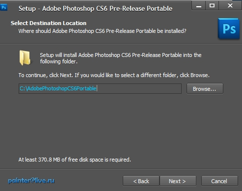 how to download adobe photoshop cs6 portable