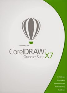 CorelDraw Graphics Suite X7 feature image