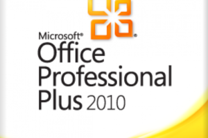 Microsoft Office 2010 Professional Plus feature image