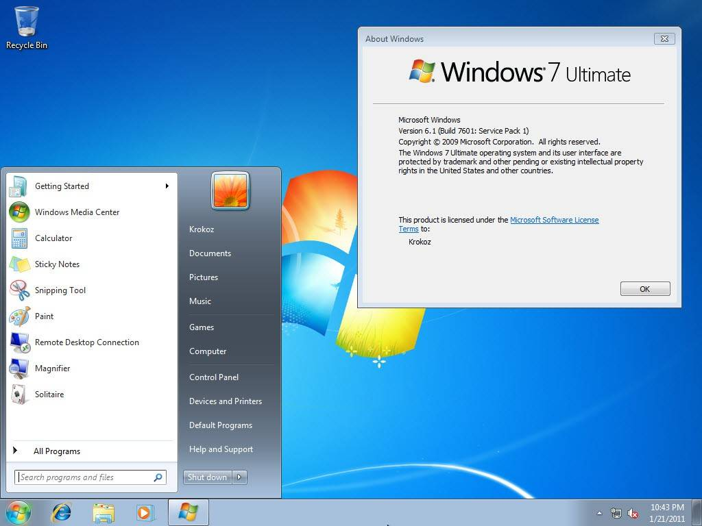 windows 7 sp1 crack