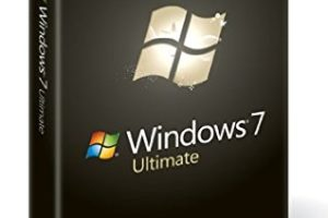 windows 7 ultimate feature image