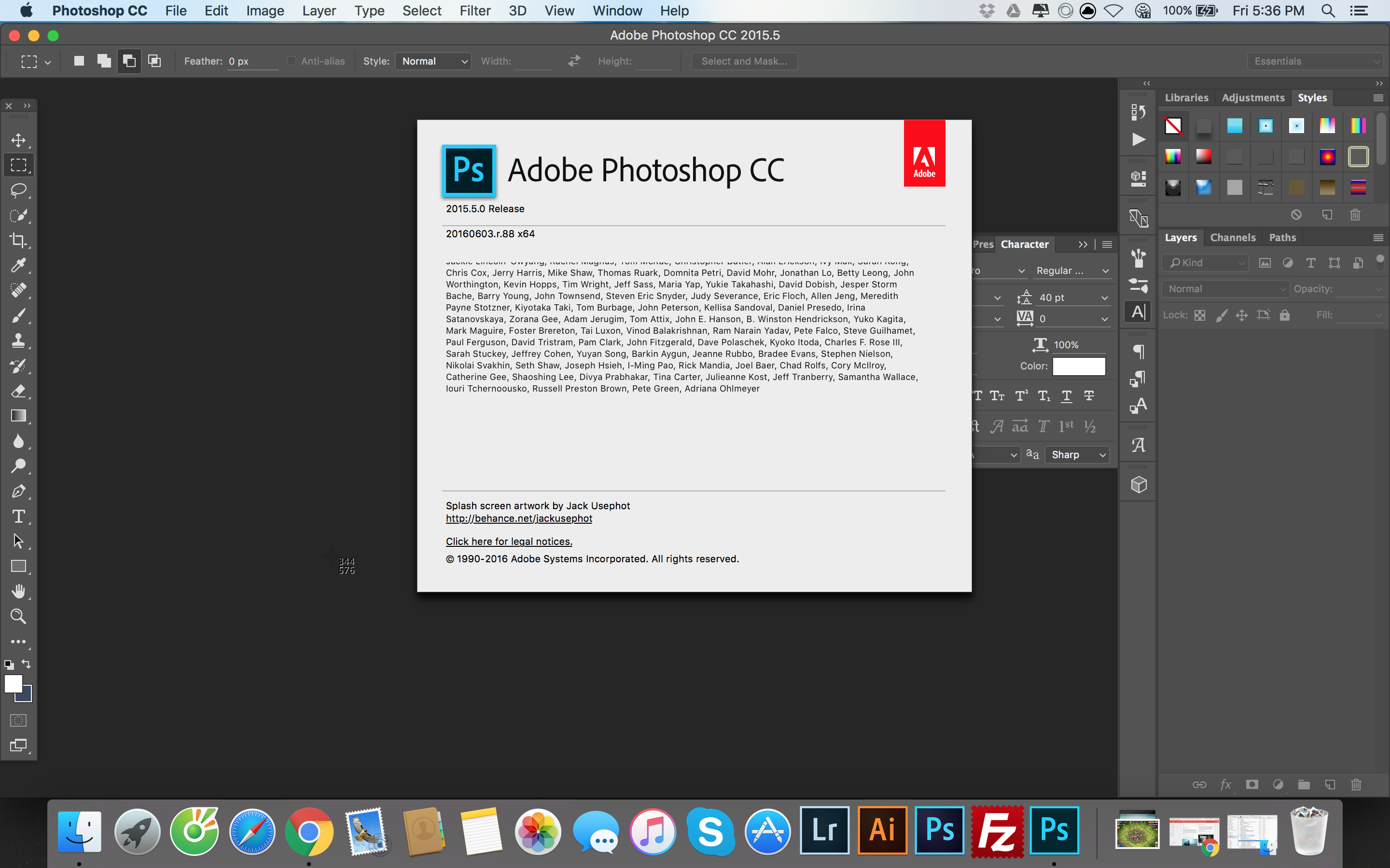 adobe photoshop cc 2018 mac